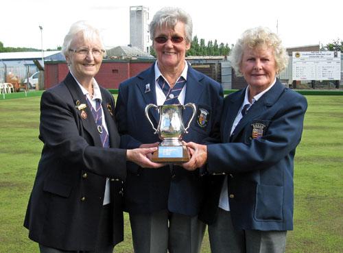 Blairgowrie Bowling Club - Ladies - Angus & Perthshire Triples