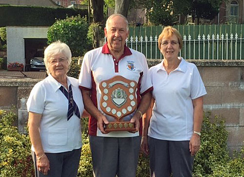 Blairgowire Bowling Club - Jim Reeves 2016 winners