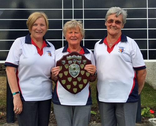 Blairgowrie Bowling Club - Bowls Scotland Ladies Fours Winners - Ladies Triples Winners