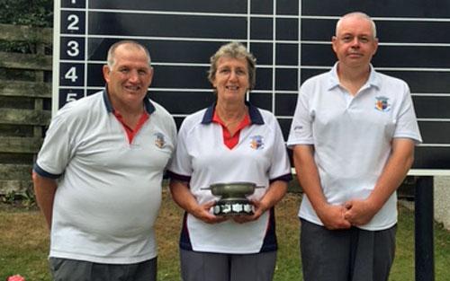 Blairgowrie Bowling Club - Quaich Winners 2018