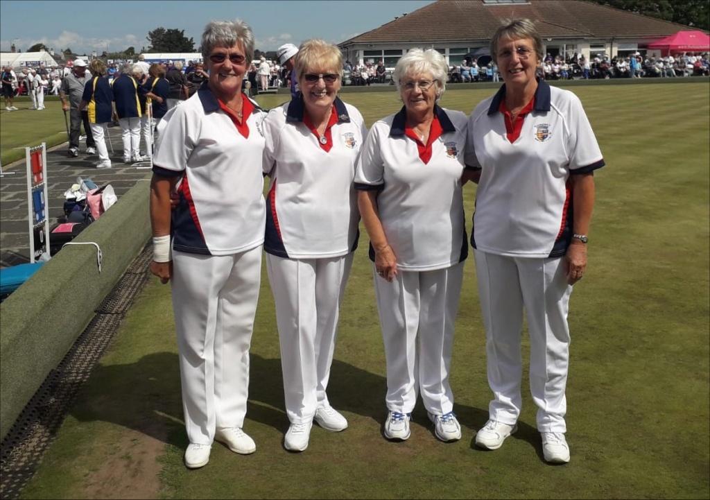 Blairgowrie Bowling Club - Ladies - Ayr 2018
