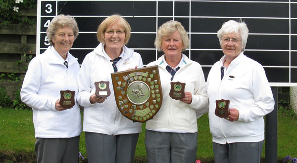 Blairgowrie Bowling Club - Perth & Perthshire Fours 2016