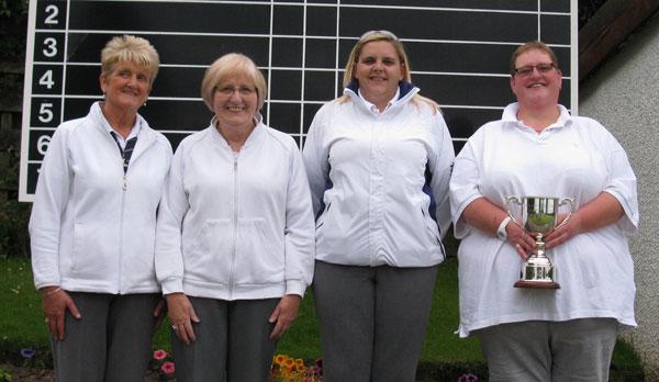 Blairgowrie Bowling Club - Turndon-winners