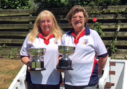 Blairgowrie Bowling Club - Invitation Pairs winners